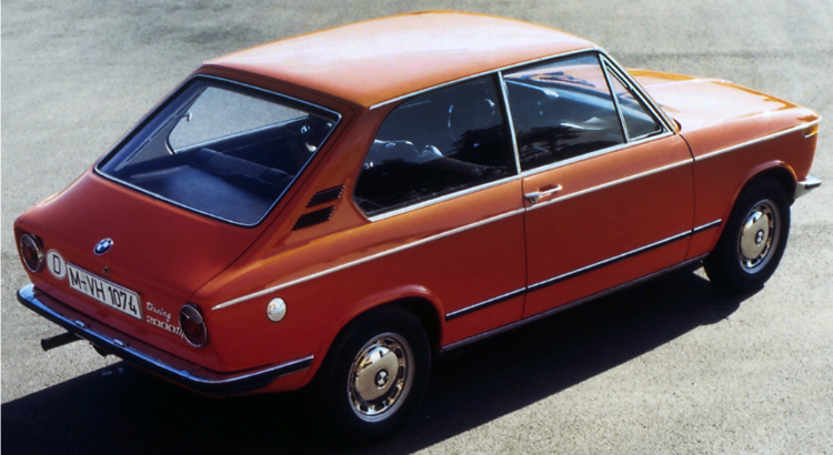 BMW 2002 tii Touring (E6) '71