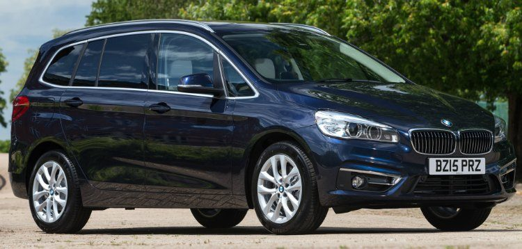 BMW 218d Gran Tourer High Executive (F46) '15