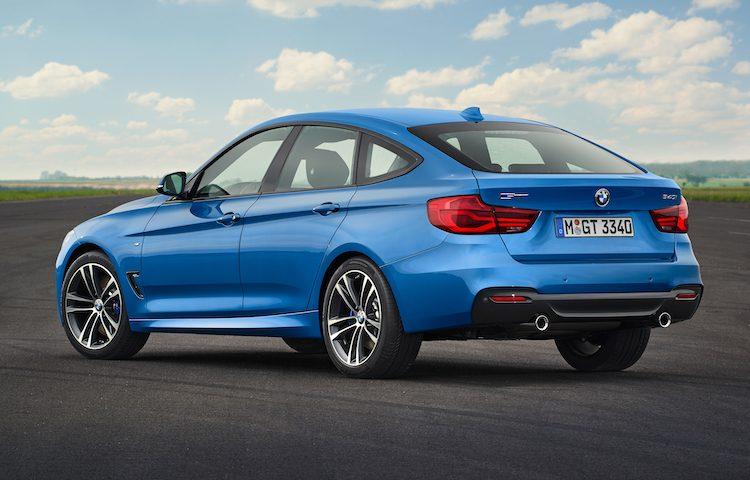 Officieel dood: BMW 3 Serie Gran Turismo