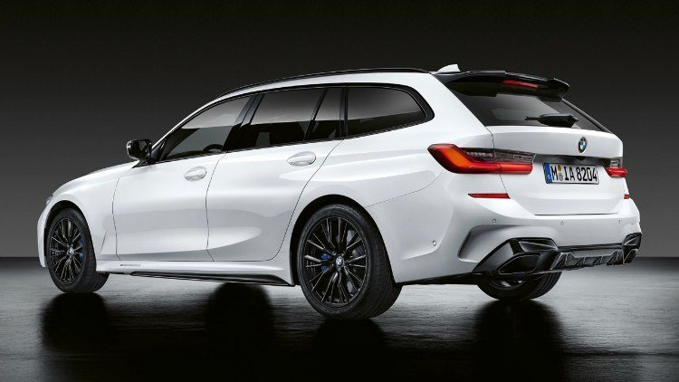 BMW 3 Serie Touring M-Performance Parts (G21) '19