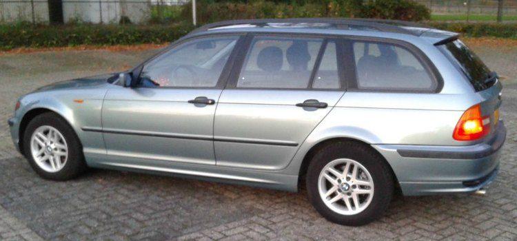 BMW 316i Touring (E46) '03