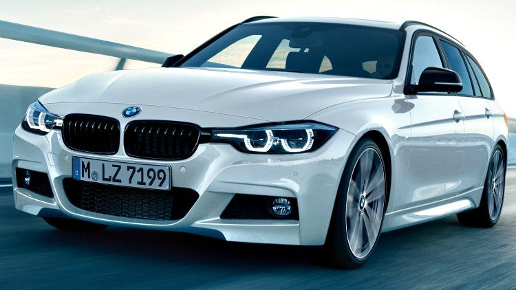 BMW 318iA Touring M Sport Corporate Lease (F91)