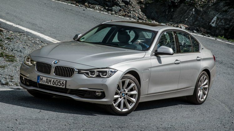 BMW 330e i-Performance High Executive (F30) '16