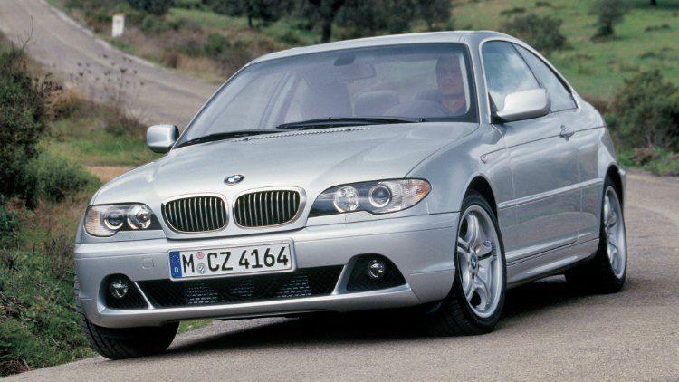 BMW 330Cd (E46) '03