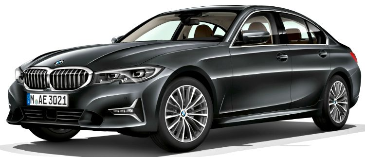 BMW 330i Luxury Line (G20) '19