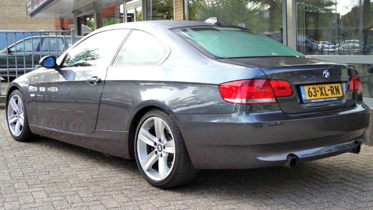 BMW 335i Coupé (E92)