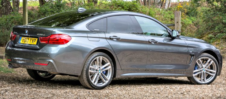 BMW 435d xDrive Gran Coupe (F36) '19