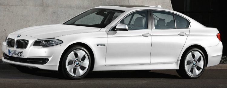 BMW 520d EXE Excutive (F10) '12
