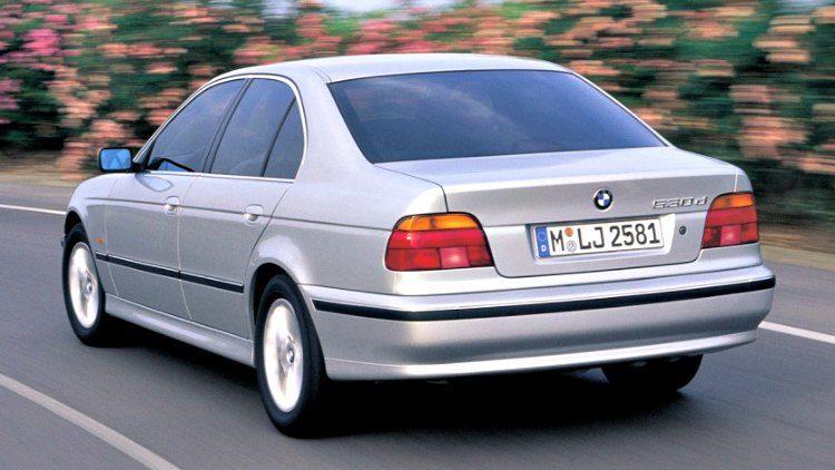 BMW 530d (E39) '99