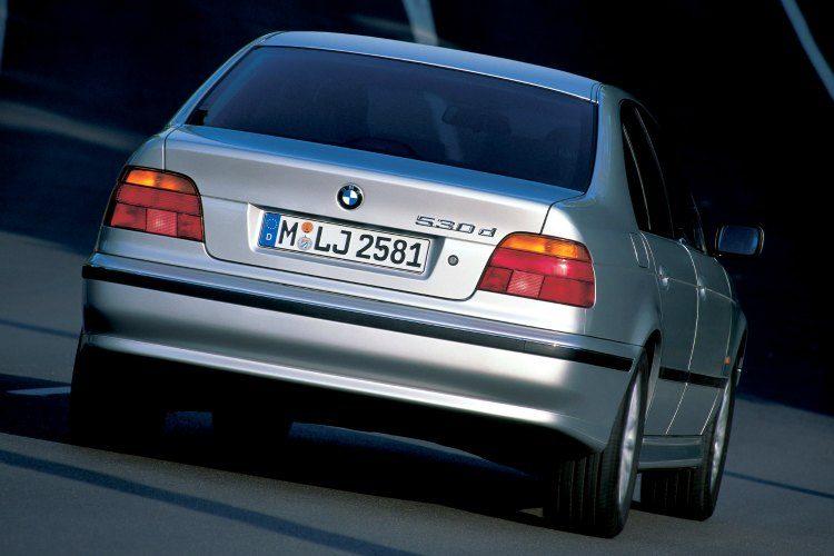 BMW 530d (E39)