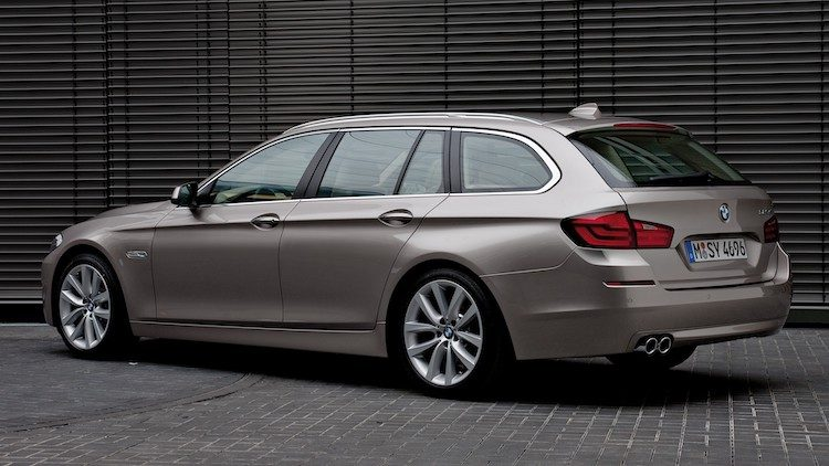 BMW 535d Touring (F11) '10