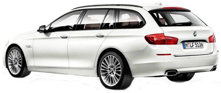 BMW 550i Touring (F11) '11