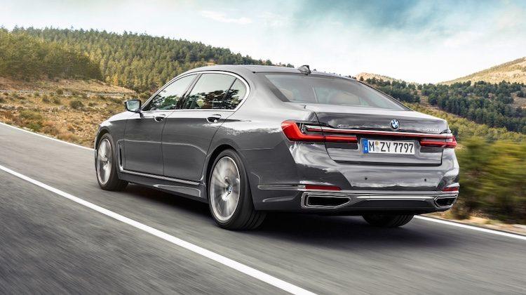 Officieel: de vernieuwde BMW 7 Serie