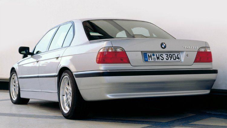 BMW 740d (E38) '99