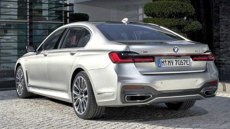 BMW 745Le xDrive (G12) '19