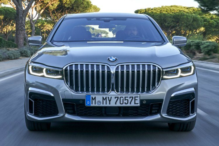 BMW 7 Serie EV moet bijna 700 pk krijgen