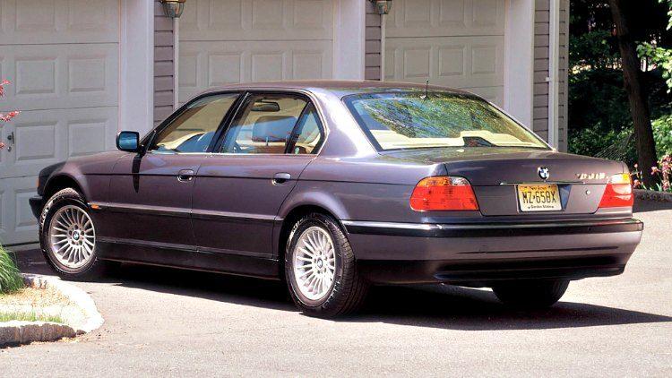 BMW 750il (E38) '99