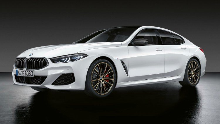 BMW 8 Serie Gran Coupe M-Performance Parts (G16) '19