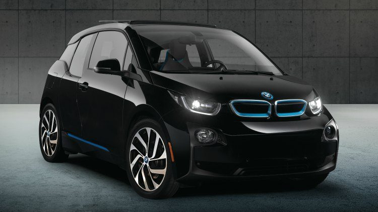 BMW i3 Shadow Sport Edition (I01) '16