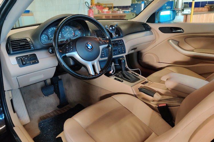 Autoblog Garage: BMW 318ci van Ruben