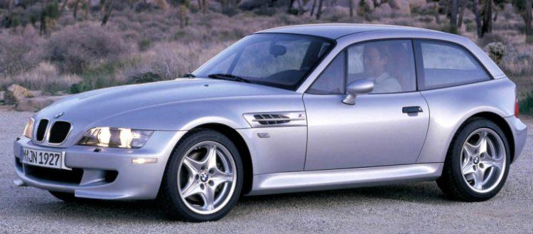 BMW M Coupé (E36/8) '98