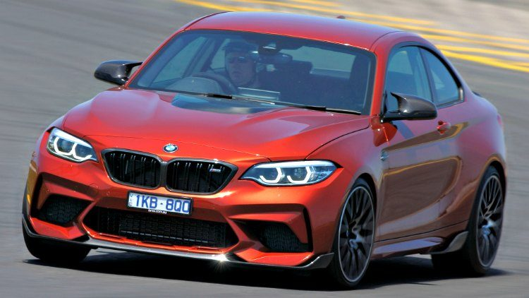 BMW M2 Competition (F87) '19