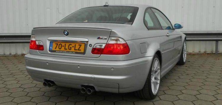 BMW M3 Coupé (E46) '03