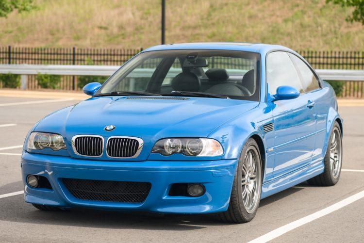 BMW M3 Laguna Seca