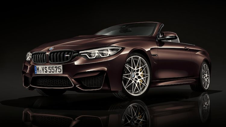 BMW M4 Competition Cabrio (F83) '19