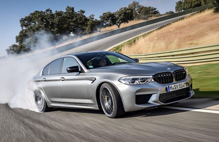 BMW M5 Competition heeft stiekem veel meer vermogen