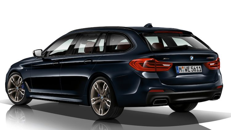 BMW M550d Touring xDrive (F31) '19