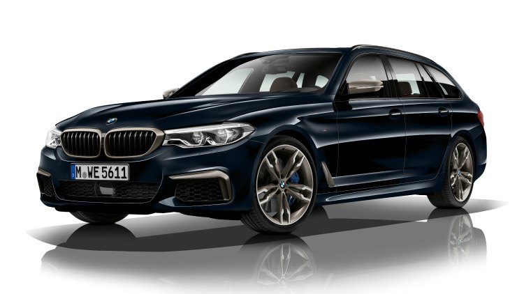 BMW M550d Touring xDrive (G31) '19