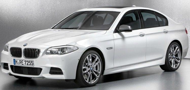 BMW M550d xDrive (F10) '12