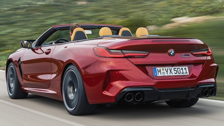 BMW M* Comopetition Cabrio (F91) '19