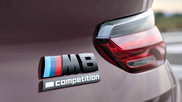 BMW M8 Gran Coupé (F93) '19