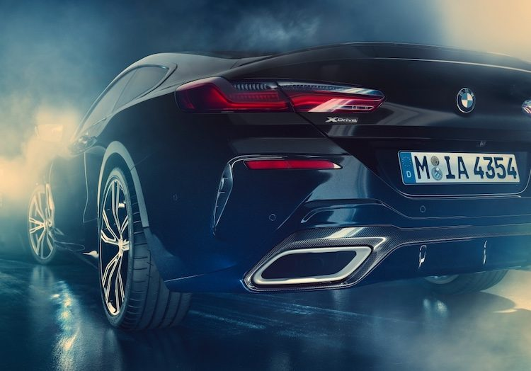 Dit is de BMW Individual M850i 'Night Sky'