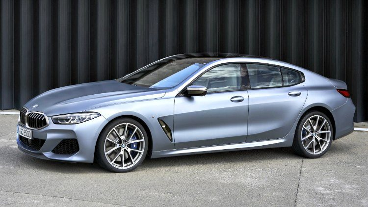 BMW M850i xDrive Gran Coupé (G16) '19