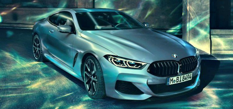 BMW M850i xDrive First Edition (G15) '19
