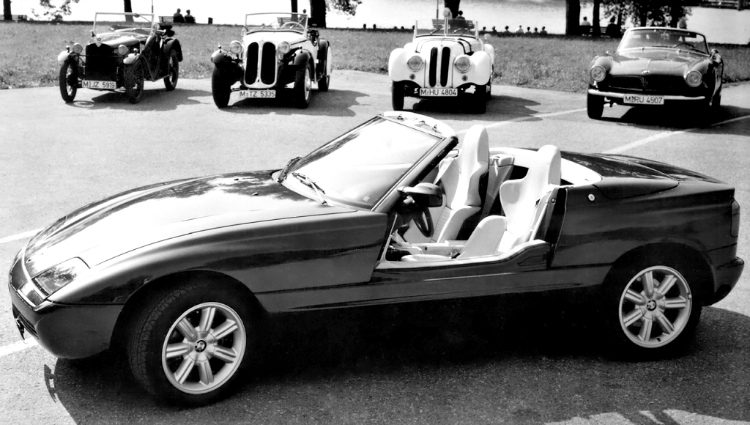 BMW Roadsters '89