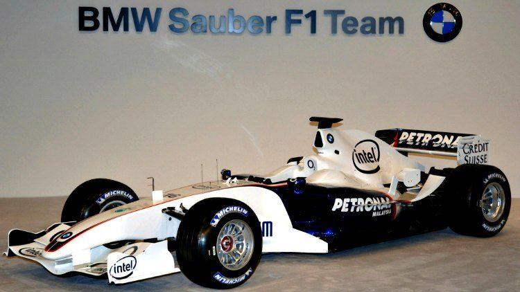 BMW Sauber F1-06 '06