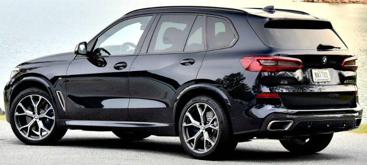 BMW X5 M50d (G05) '19