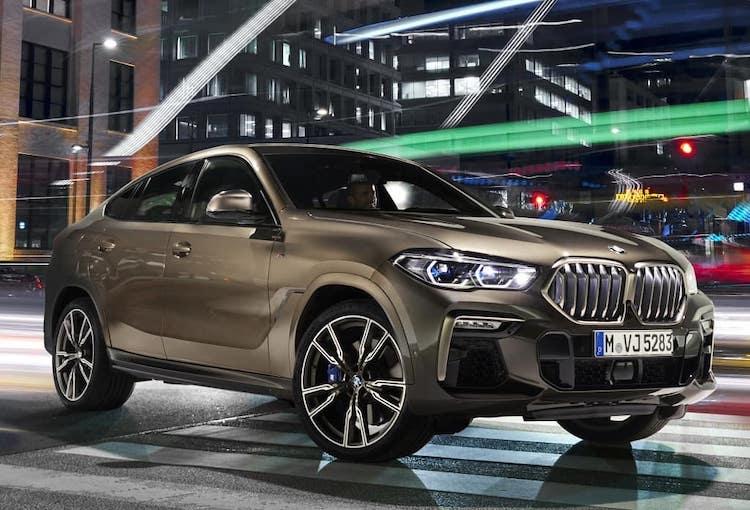 Nieuwe BMW X6 lekt uit, dit moet