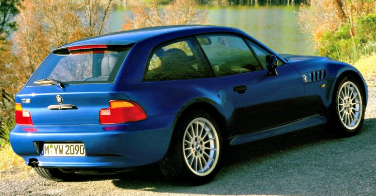 BMW Z3 Coupé 2.8i (E36/8) '98