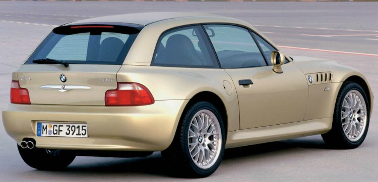 BMW Z3 Coupé 3.0i (E36/8) '00