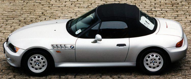 BMW Z3 Roadster 1.9 (E36/7) '96