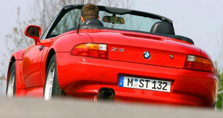 BMW Z3 Roadster (E36/7) '08