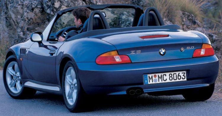BMW Z3 Roadster 2.0i (E36/7) '99