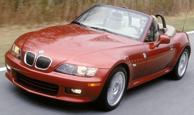 BMW Z3 Roadster 2.2i (E36/7) '99