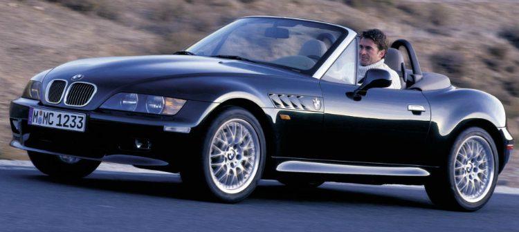 BMW Z3 Roadster (E36/7) '00