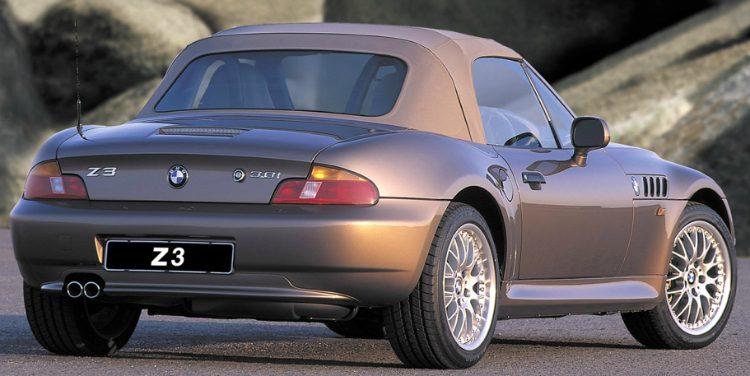 BMW Z3 Roadster (E36/7) '02